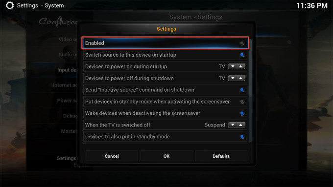 kodi_raspberry_pi_tuning_disable_cec